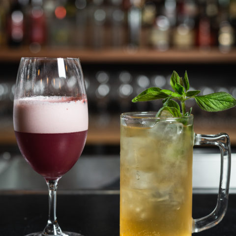 Peruvian Japanese Cocktails